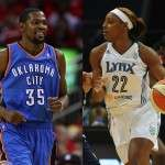 Who Is Kevin Durant Girlfriend Engaged To Married Wife 2015 After Split Monica Wright