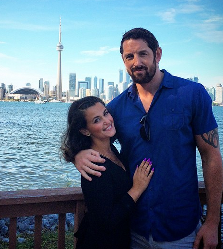 Wade Barrett new relationship