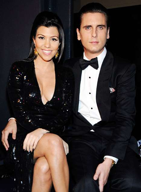 Kourtney Kardashian relation