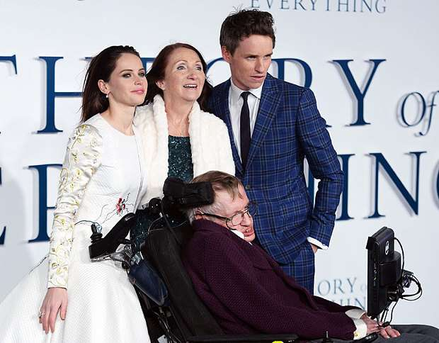 Stephen Hawking life