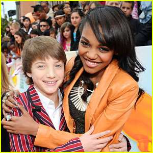 China Anne McClain relation