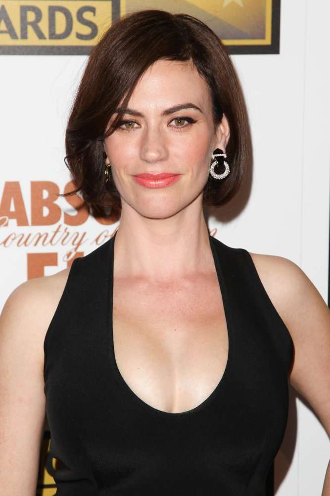 Maggie Siff relation