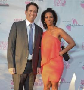 Tony Berlin Married FOX News Harris Faulkner Husband