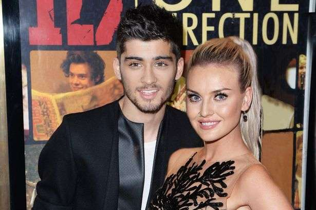 Perrie relation