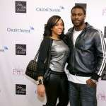 Kijafa Frink NFL Player Michael Vick Wife Girlfriend 2015