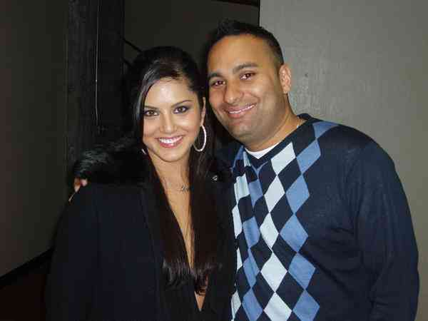 Russell Peters relation
