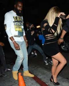 Khloe Kardashian Boyfriend 2015 Is Basketball Player James Harden Dating Now