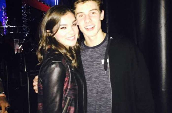 shawn mendes and hailee steinfeld