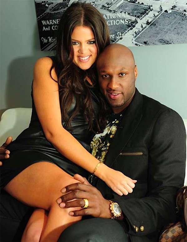 Khloe Kardashian ex relation