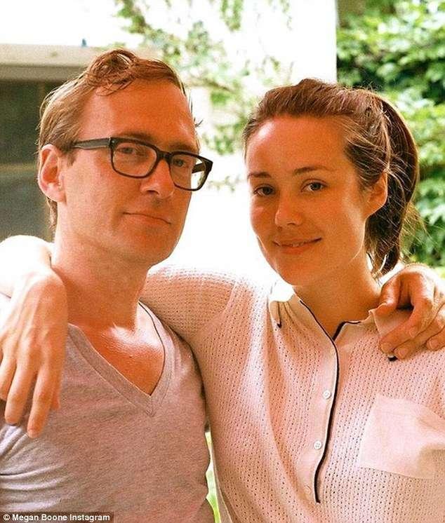 Megan and Estabrook