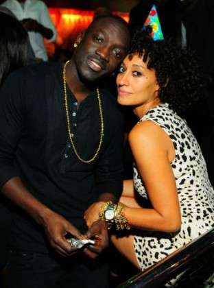 Tracee Ellis Ross relation