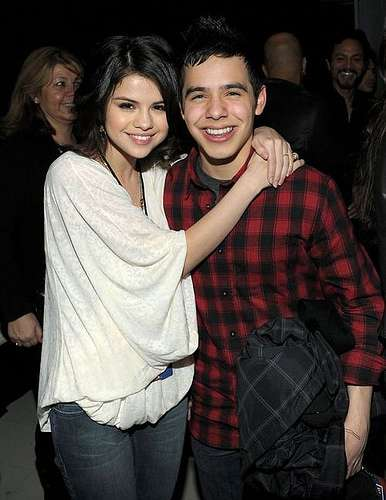 David Archuleta relation