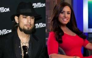 Dave Navarro Wife 2019 Married to Girlfriend FOX News Andrea Tantaros