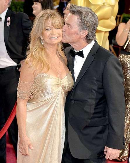 Goldie Hawn relation