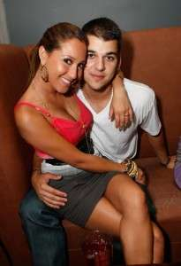 Chris Brown Ex Girlfriend Karrueche Tran is Dating Rob Kardashian in 2015