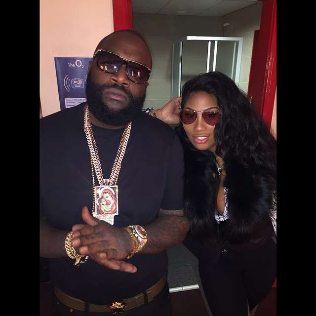 Rick Ross relation