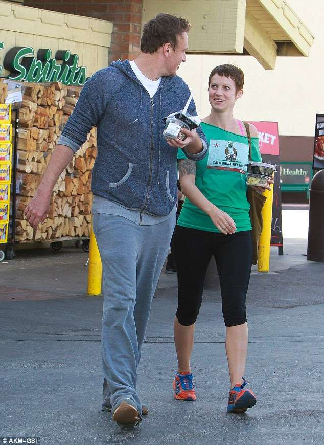 Jason Segel relation