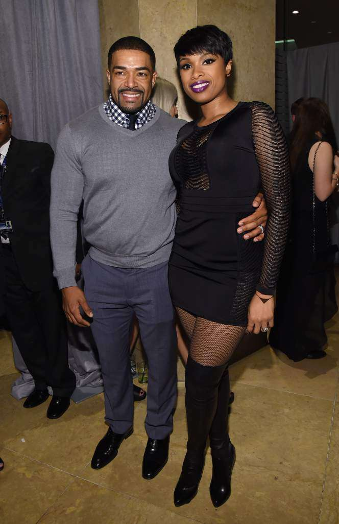 Jennifer Hudson relation