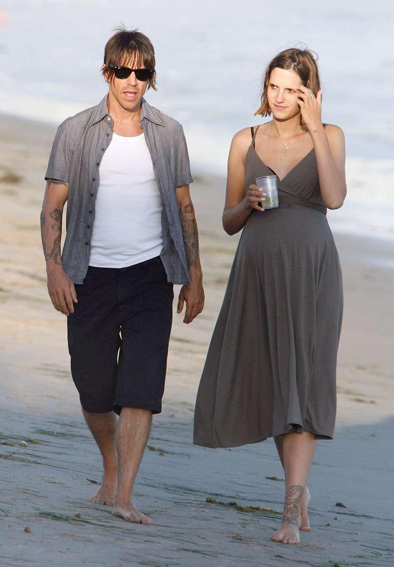 Anthony Kiedis relation
