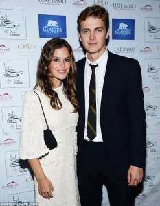 Rachel Bilson and Hayden Christensen 2016 Engaged Married Baby Father Relationship