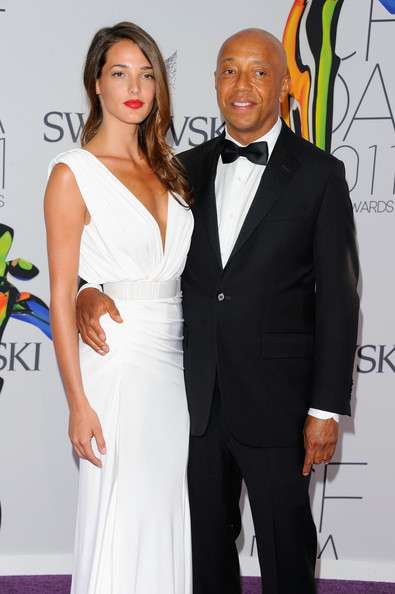 Who is russell simmons dating now