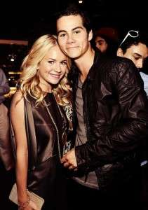 Dylan O'Brien Girlfriend 2016 Currently Dating Who Engaged to Britt Robertson