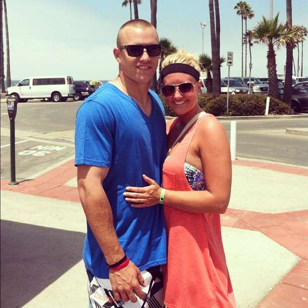 Mike Trout relation