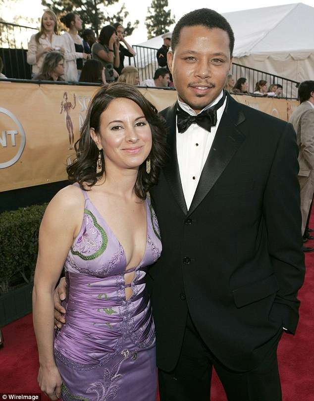 Terrence Howard relation
