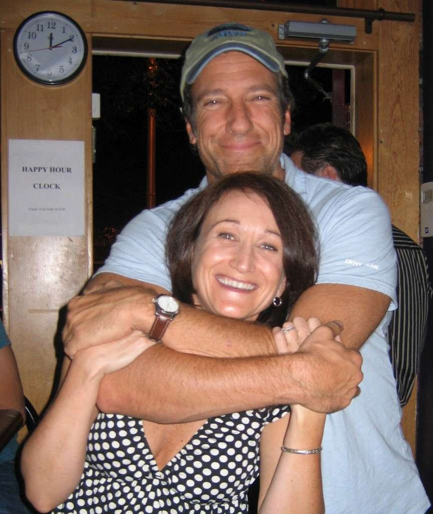 Mike Rowe relation