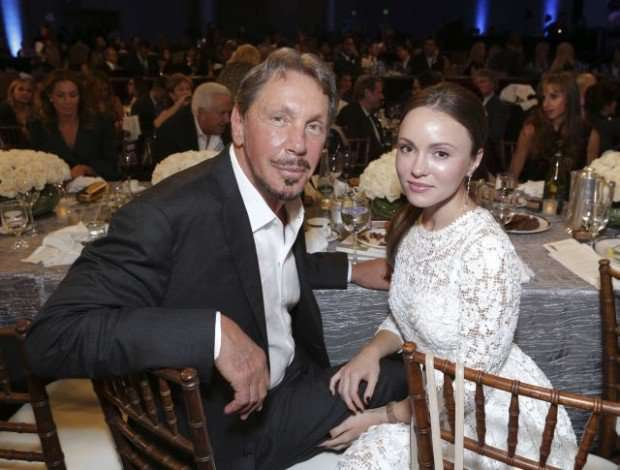 Larry Ellison relation