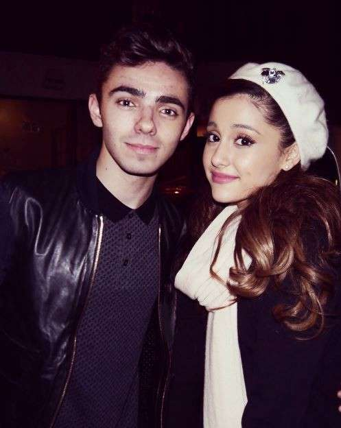 Nathan Sykes relation