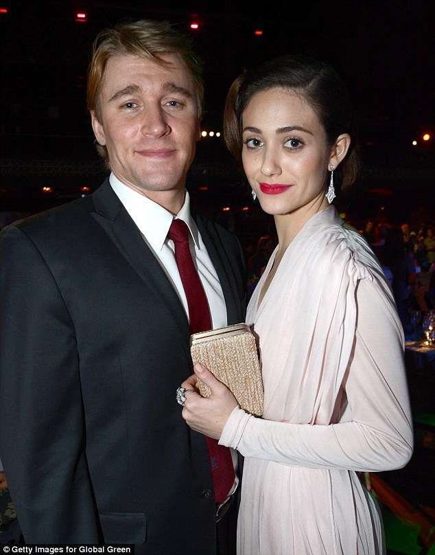Emmy Rossum relation