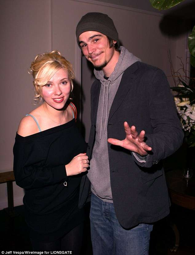 Josh Hartnett relation