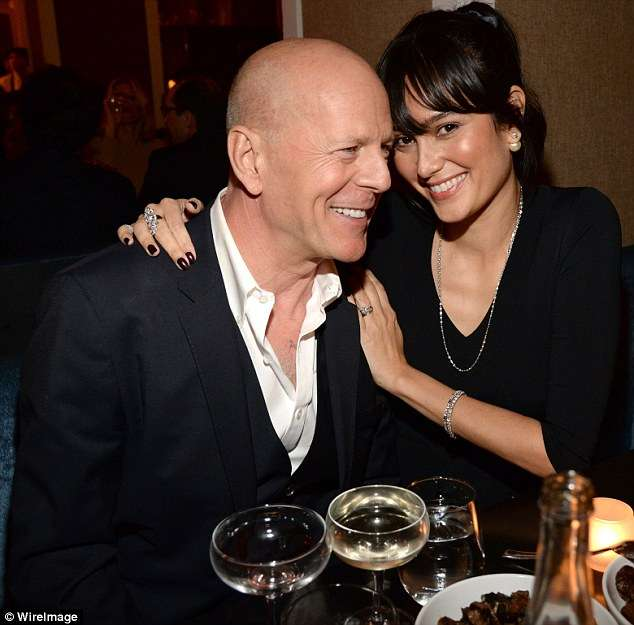 Bruce Willis relation