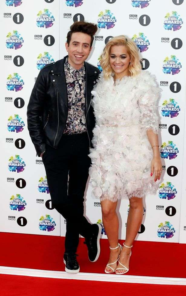 Nick Grimshaw relation