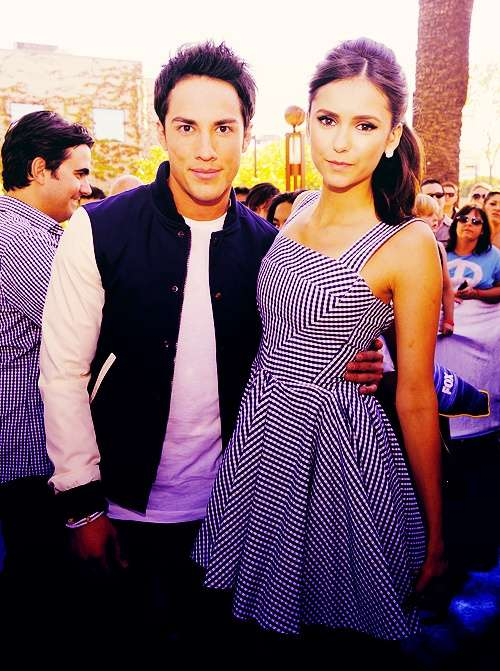 Michael Trevino relation