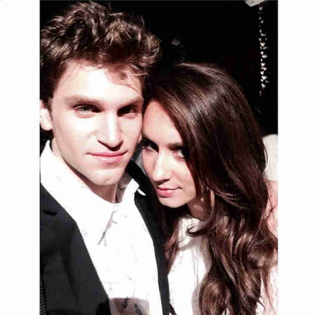 Keegan Allen relation