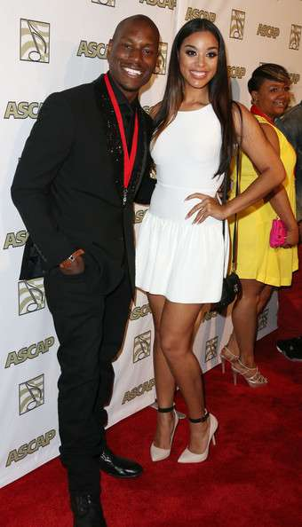 Tyrese Gibson relation
