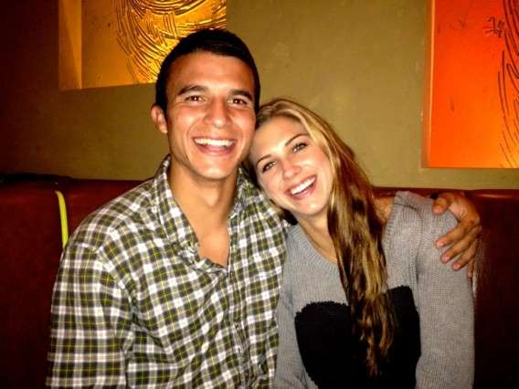 Alex Morgan relation