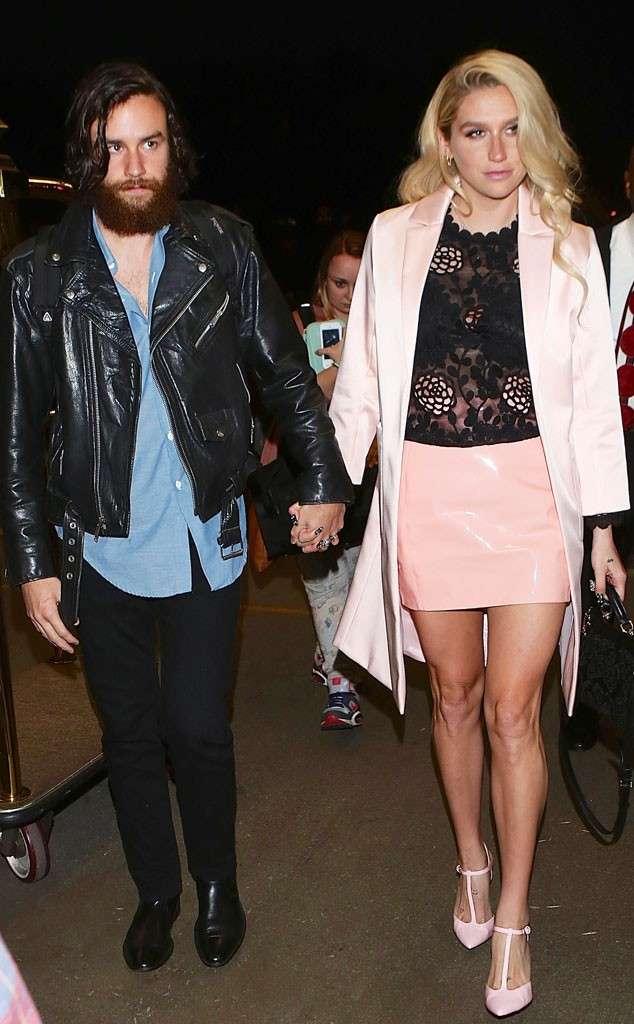 Kesha relation