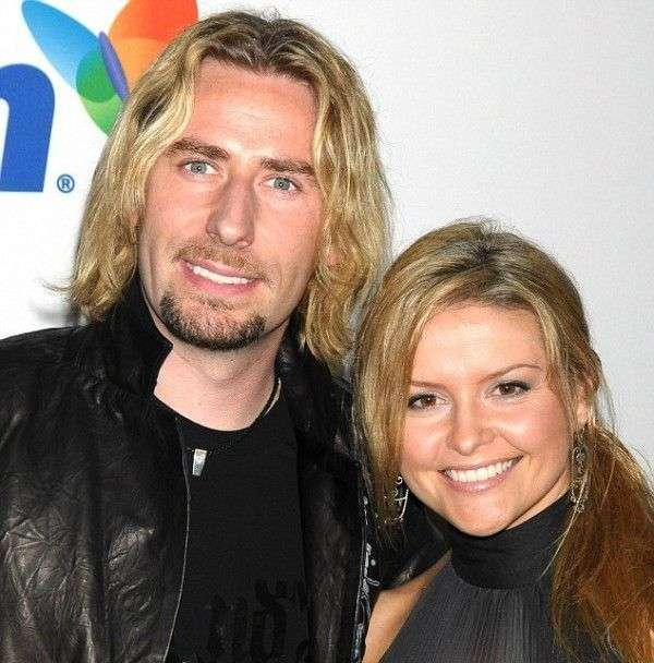 Chad Kroeger relation