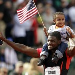 Justin Gatlin Wife Baby Mama Girlfriend is Married to Who