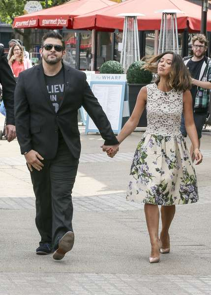 Adam Richman relation