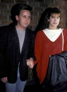 Emilio Estevez Girlfriend Wife Fiance Engaged Is Married to Who