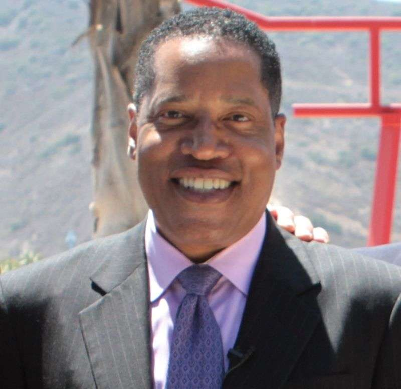 Larry Elder relation