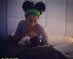 Angela Simmons Boyfriend 2021 Husband Is Married to Baby Father Who