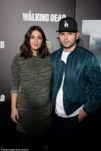 Alanna Masterson Baby Daddy Boyfriend Husband Is Married to Who