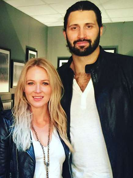 Charlie Whitehurst and Jewel