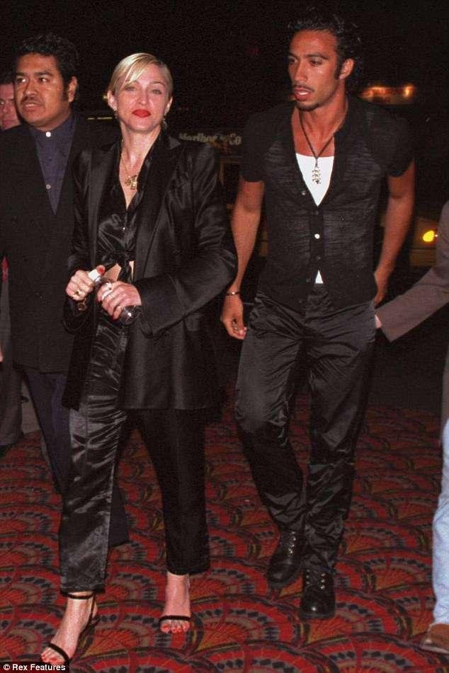 Carlos and Madonna