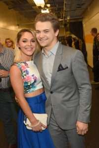 Is Hunter Hayes Engaged to Married Girlfriend Wife Who in 2017